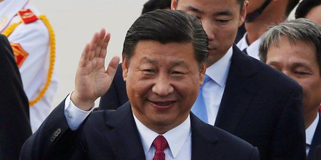 رسالة من الرئيس الصيني إلى بيل غيتس..