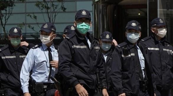 """إصابة أول شرطي بفيروس كورونا في """"هونغ كونغ"""""""