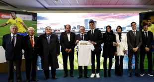 """ريال مدريد يقدم نجمه الجديد في """"سانتياغو بيرنابيو"""""""