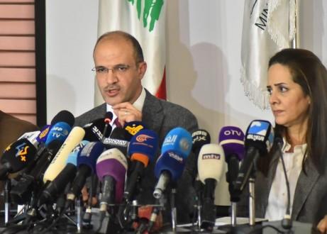 مؤتمر صحافي غدا لوزير الصحة ورئيس مستشفى الحريري