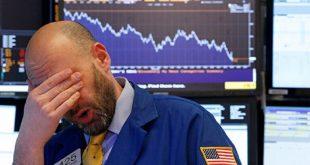 موجة بيع واسعة في البورصة الأمريكية