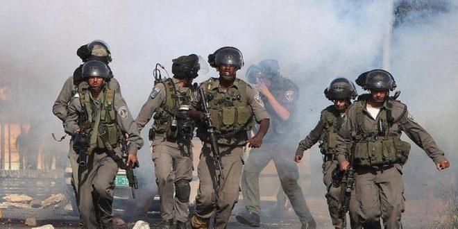 استشهاد فلسطيني برصاص جيش الاحتلال الإسرائيلي