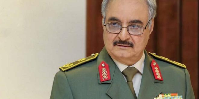 حفتر: كل تركي على أراضينا وكل مرتزق هو هدف مشروع للجيش الوطني الليبي