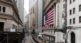 البورصة الأمريكية عند أعلى مستوى منذ مارس الماضي