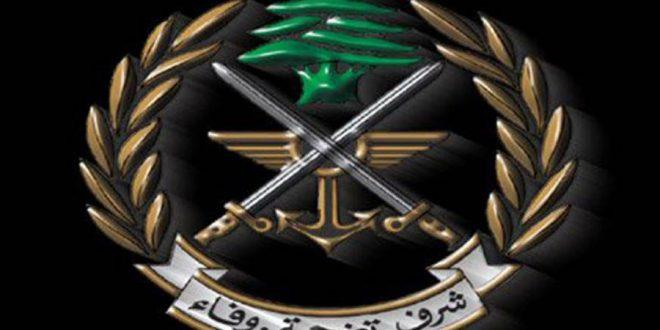 الجيش: استشهاد أحد العسكريّين وتعرض دورية وعدة مراكز لإطلاق نار