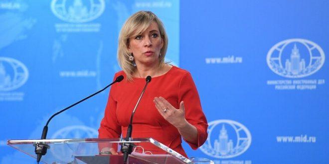 الخارجية الروسية: صمت بروكسل يطلق عنان سلطات دول البلطيق في قمعها لشبكة RT
