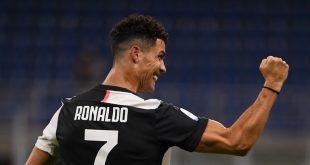 رونالدو يتفوق على جميع نجوم الدوريات الكبرى في 2020