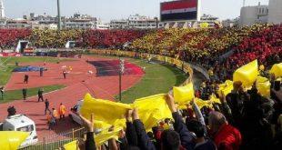 تشرين يتوج بلقب بطل الدوري السوري للمرة الثالثة في تاريخه