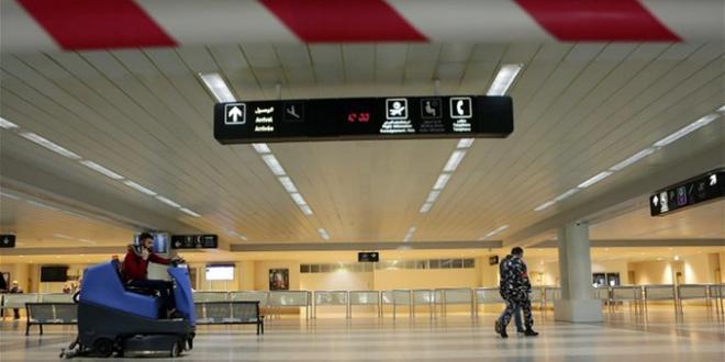 9 حالات إيجابية على متن الرحلات القادمة إلى بيروت