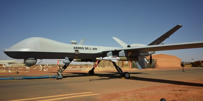 تحطم طائرة أميركية من دون طيار في النيجر