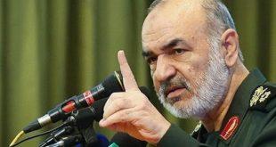 اللواء حسين سلامي – إرتكاز نيوز