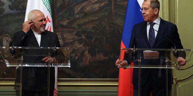 روسيا وإيران تعلنان رفضهما لعقوبات واشنطن