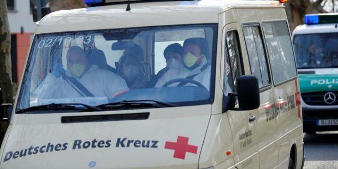 ألمانيا: ارتفاع إصابات فيروس كورونا إلى 2153