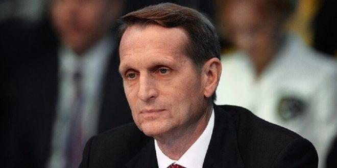 مدير الاستخبارات الخارجية الروسي يعلق على الوضع في قره باغ