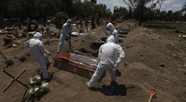 إرتفاع إجمالي وفيات كورونا في المكسيك إلى 75439