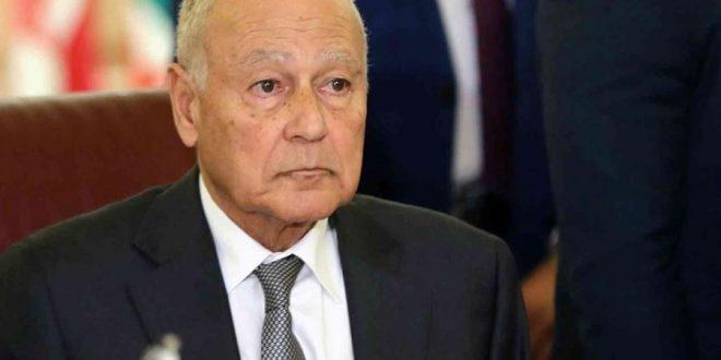 أبو الغيط يكشف عن اتصالات مع المعارضة السورية
