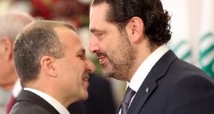 عون وباسيل للحريري: بدّك تروق