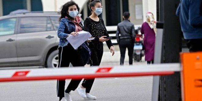 لبنان: تسجيل 1850 إصابة جديدة بكورونا