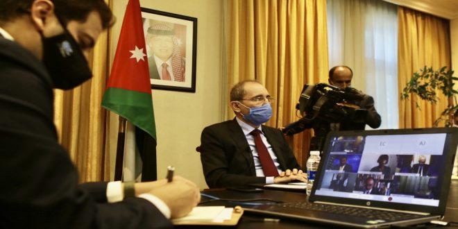 بحضور وفد روسي رفيع المستوى.. الأردن يدعو لحل سياسي في سوريا
