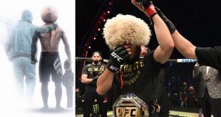 رئيس منظمة UFC يكشف سرا كاد أن يلغي نزال حبيب وغايتجي