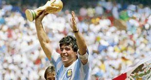 رحيل أسطورة كرة القدم دييغو مارادونا