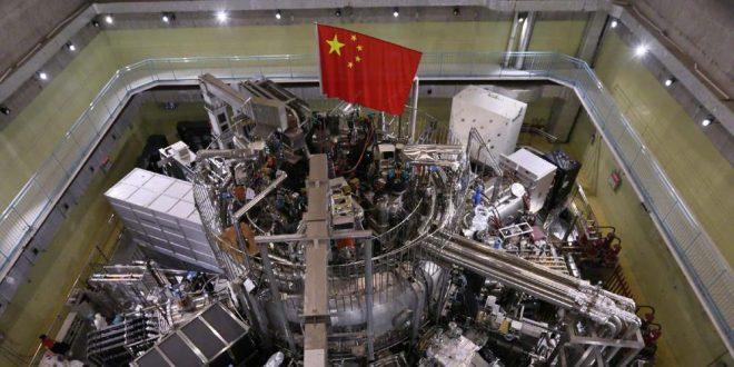 الصين تبدأ تشغيل مفاعلها النووي الأول المحليّ الانتاج