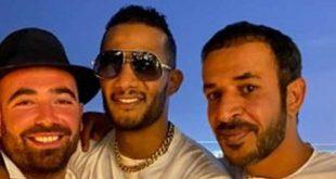 تفاصيل جديدة عن صورة محمد رمضان مع مشاهير إسرائيل وعلاقة أحدهم بشارون