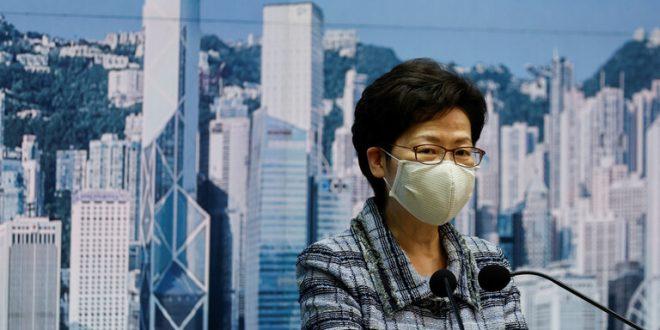 """مسؤولة صينية: حكومة هونغ كونغ ستلعب دور """"الميسر"""" و""""المروج"""" لضخ قوة دافعة مستمرة لاقتصاد المنطقة"""