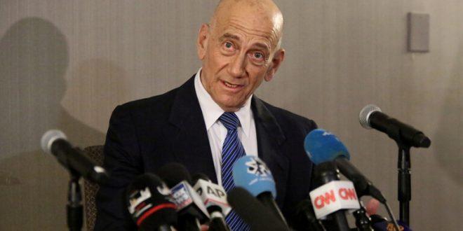 إيهود أولمرت للجاسوس بولار: رجاء لا تأتي الآن إلى إسرائيل حتى لا تُستغل لأغراض شخصية وسياسية