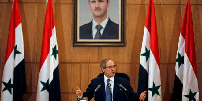 سوريا: اغتيال العالم النووي الإيراني عمل إرهابي تقف وراءه إسرائيل وعلى العالم إدانته