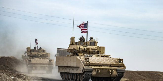 """""""سانا"""": القوات الأمريكية تنقل 70 إرهابيا من """"داعش"""" من سجون الحسكة إلى التنف"""