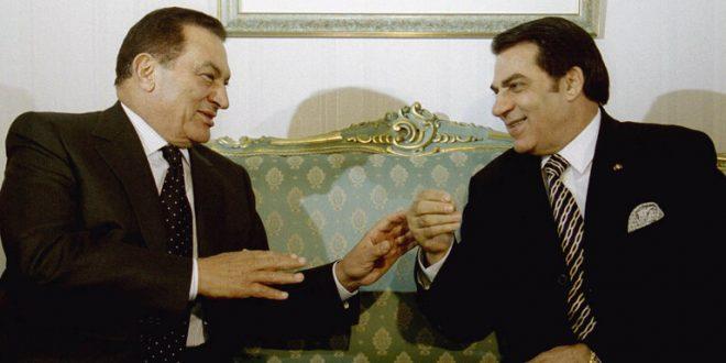 وسائل إعلام مصرية تتحدث عن مصير مشترك لأموال مبارك وبن علي