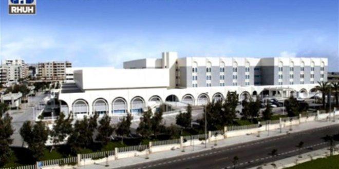 تقرير مستشفى رفيق الحريري: 94 إصابة و40 حالة حرجة ووفاة واحدة