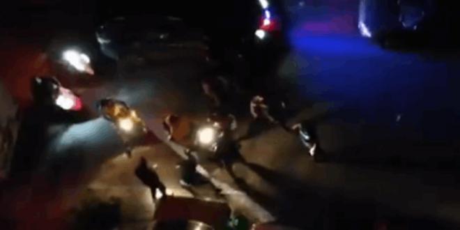 اشكال واطلاق نار في دوحة عرمون… والسبب مخالفة قرار الاقفال العام