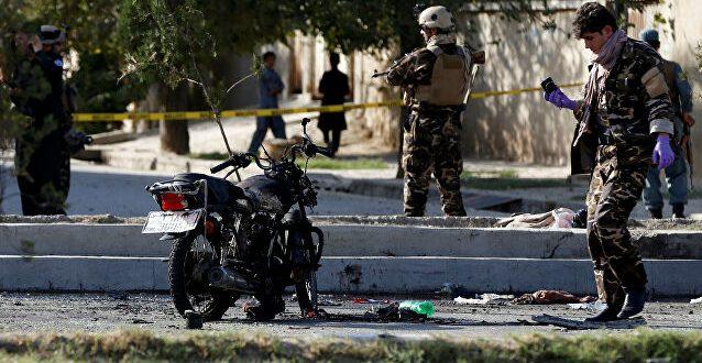 السلطات الأفغانية: مقتل 14 شخصاً بانهيار أرضي