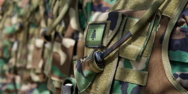 الجيش يوقف عصابة من 3 أشخاص في منطقة جبيل
