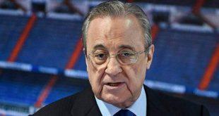 بيريز: دوري السوبر الأوروبي سيُساعد كرة القدم