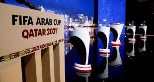 التصنيف الرسمي لمنتخبات كأس العرب 2021 قبل القرعة