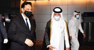 """""""الأخبار"""" اللبنانية: دياب فاجأ مسؤولين قطريين بسيرته الذاتية طلبا لوظيفة"""