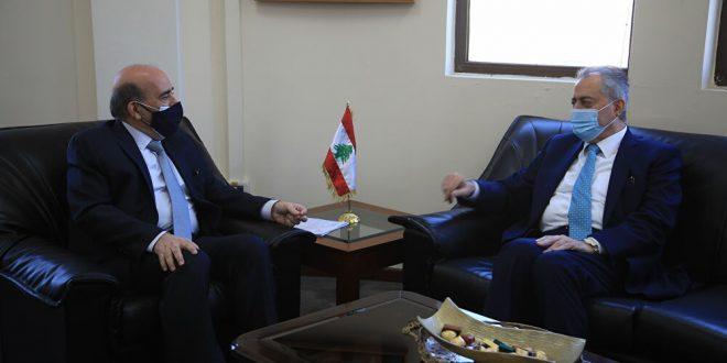 السفير علي : سوريا ترحب بأي مبادرة فيها مراجعة مسؤولة لأنها حريصة على أشقائها