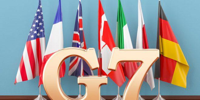 """دول """"G7"""" تعلن دعمها لإحياء الإتفاق النووي مع إيران"""