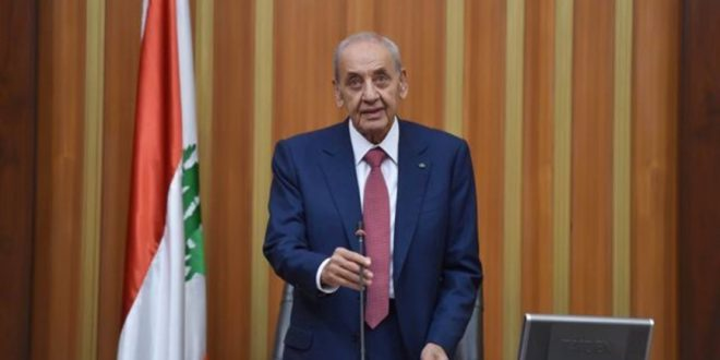 برّي طلب من وزير العدل حلًا سريعًا في ما يتعلّق بملف مرفأ بيروت