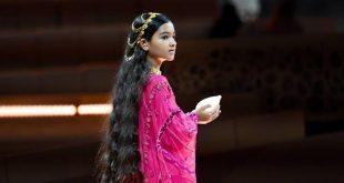 تعرفوا إلى نجمة افتتاح إكسبو 2020 دبي الطفلة ميرا سينغ