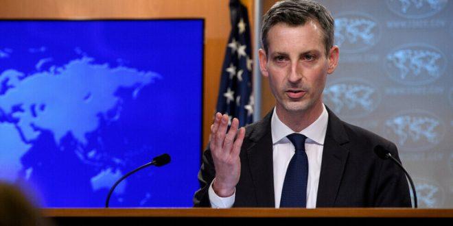 الولايات المتحدة ترحب ببدء مفاوضات اللجنة الدستورية السورية