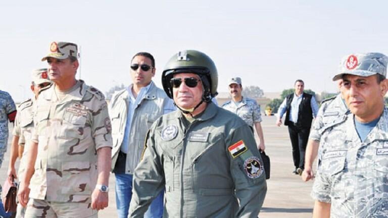 السيسي يكشف عن أسلحة مصرية متطورة يصنعها الجيش المصري