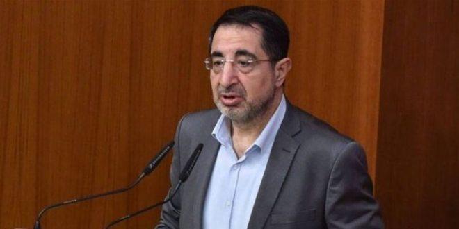 الحاج حسن: لإصدار نتائج التحقيق بمجزرة الطيونة وإنزال أشد العقوبات بحق المجرمين