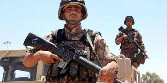 الجيش الأردني يعلن إسقاط طائرة مسيرة استخدمت لتهريب مخدرات من سوريا