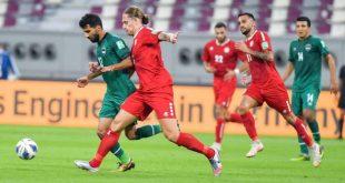 لبنان يتعادل سلباً مع نظيره العراقي في تصفيات كأس العالم